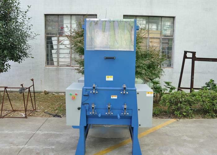 600r/Min Plastic Crusher Machine 22 Kw Power 200-280kg/H 18.5-22 Kg High Efficiency